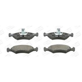 Bremsbelagsatz, Scheibenbremse Breite: 47mm, Dicke/Stärke: 18mm mit OEM-Nummer 1010 503