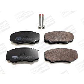 Bremsbelagsatz, Scheibenbremse Breite: 50mm, Dicke/Stärke: 20,1mm mit OEM-Nummer 7 175 298 5