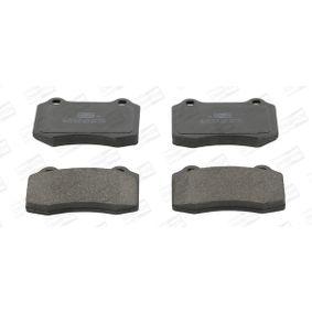 Bremsbelagsatz, Scheibenbremse Breite: 69,2mm, Dicke/Stärke: 14,7mm mit OEM-Nummer MXD2750AA