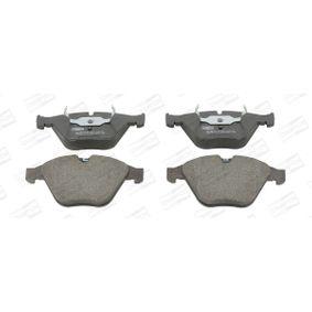 Brake Pad Set, disc brake 573210CH 3 Saloon (E90) 335d 3.0 MY 2011
