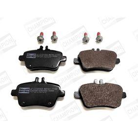 Bremsbelagsatz, Scheibenbremse Breite: 59mm, Dicke/Stärke: 18,38mm mit OEM-Nummer A007 420 9420