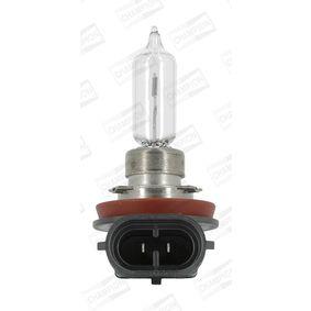 Крушка с нагреваема жичка, фар за дълги светлини H9, 65ват, 12волт CBH20S
