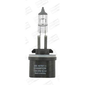 Glühlampe, Nebelscheinwerfer H27W/1, PG13, 27W, 12V CBM39S HYUNDAI i30, ix35, SANTA FE