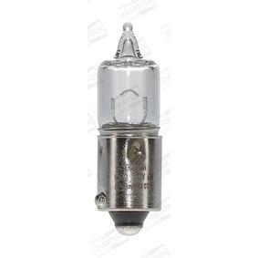 Bulb, indicator transparent 12V 6W, H6W, BAX9s CBM40S FORD FOCUS, FIESTA, MONDEO