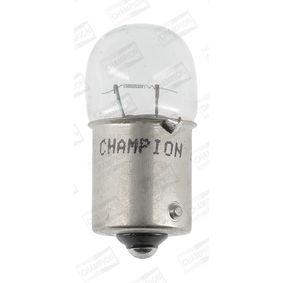 Glühlampe, Kennzeichenleuchte R10W, BA15s, 24V, 10W CBM50S