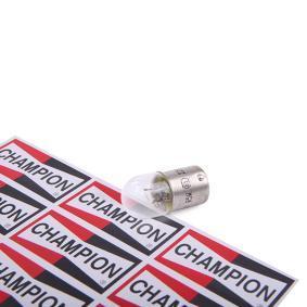 Bulb, indicator transparent 12V 5W, R5W, BA15s CBM51S FORD FOCUS, FIESTA, MONDEO