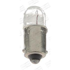 Bulb, indicator T4W, BA9s, 12V, 4W CBM54S FORD TRANSIT, ESCORT, CAPRI