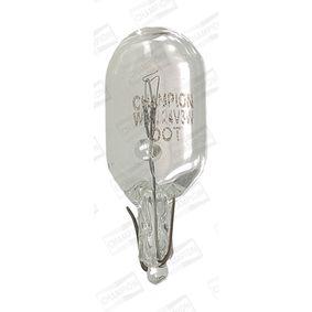 Bulb, instrument lighting W3W, W2,1x9,5d, 3W, 24V CBM59S