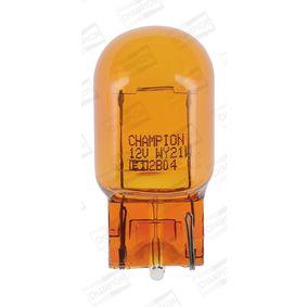 Крушка с нагреваема жичка, стоп светлини / габарити WY21W, 12волт, W3x16d, 21ват CBM63S