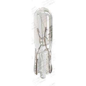Bulb, interior light W1,2W, W2x4,6d, 1.2W, 12V CBM66S