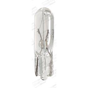 Bulb, instrument lighting W1,2W, W2x4,6d, 1.2W, 24V CBM67S