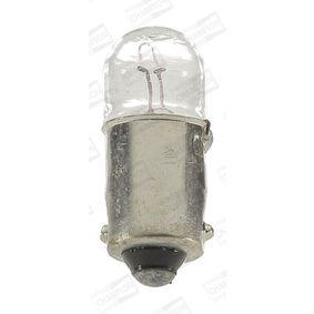 Bulb, interior light H5W, BA9s, 5W, 12V CBM75S