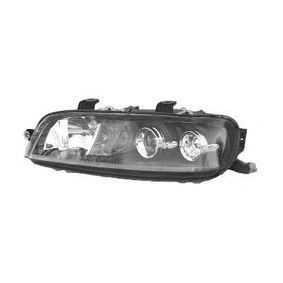 Headlight 1620962 PUNTO (188) 1.2 16V 80 MY 2002