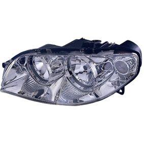 Faro anteriore Sx, H7/ H1, Colore Lampeggiatore: cristallino 1622961