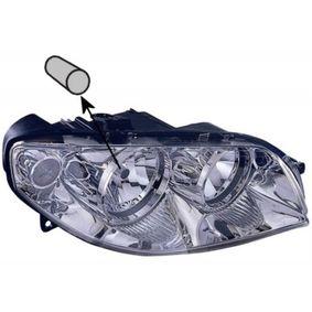 Faro anteriore Dx, H7/ H1, Colore Lampeggiatore: cristallino 1622962