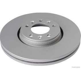 Brake Disc Brake Disc Thickness: 28mm, Num. of holes: 5, Ø: 303,5mm with OEM Number 1618865180