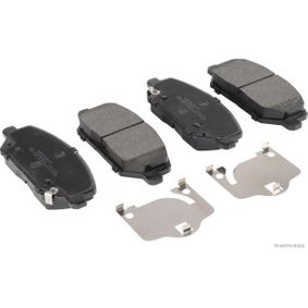 Brake Pad Set, disc brake Width: 148,9mm, Height: 59,6mm, Thickness: 20mm with OEM Number 58101G 4A10