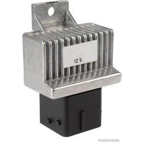 Control Unit, glow plug system J5721002 Note (E11, NE11) 1.5 dCi MY 2012