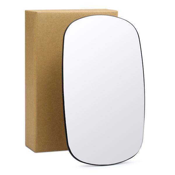 VAN WEZEL Spiegelglas, buitenspiegel 1636830