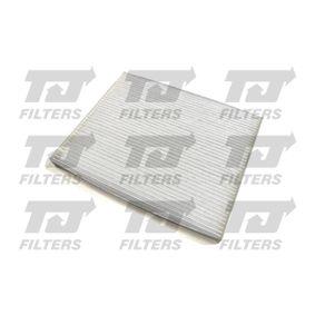 Filter, Innenraumluft Länge: 238mm, Breite: 194mm, Höhe: 20mm mit OEM-Nummer 97133-2E260-AT