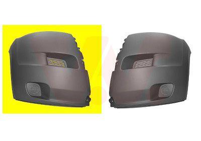 Frontschürze 1651564 VAN WEZEL 1651564 in Original Qualität