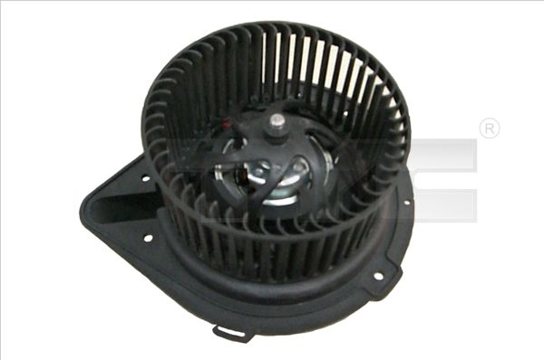 TYC  502-0004 Innenraumgebläse Spannung: 13,5V, Nennleistung: 243W