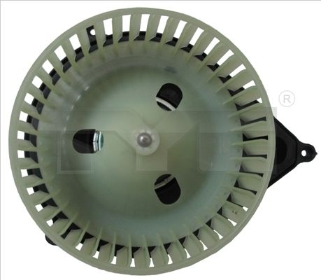 TYC  509-0005 Innenraumgebläse Spannung: 13,5V, Nennleistung: 257W
