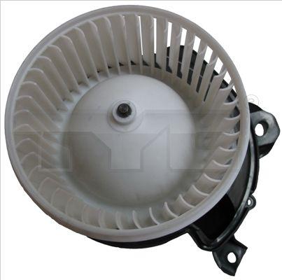 TYC  525-0005 Innenraumgebläse Spannung: 13,5V, Nennleistung: 230W