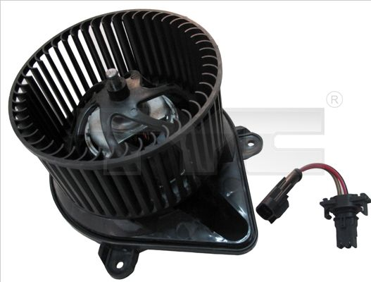TYC  525-0009 Innenraumgebläse Spannung: 13,5V, Nennleistung: 392W