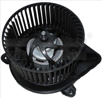TYC  528-0005 Innenraumgebläse Spannung: 13,5V, Nennleistung: 311W