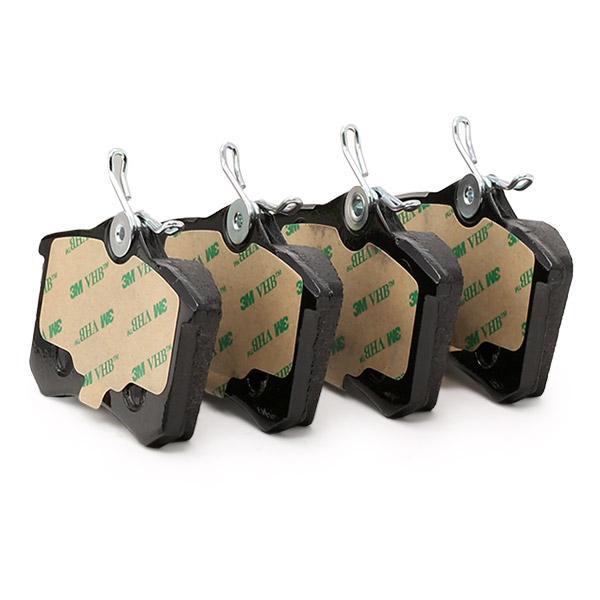 Pastillas de Freno & Juego de Pastillas de Freno FERODO FDB5026 4060426163884