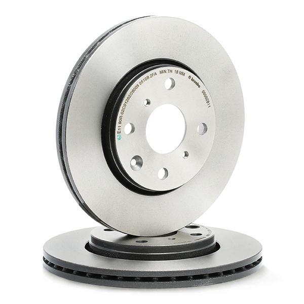 Disc Brakes BREMBO 09.9928.11 8020584216897