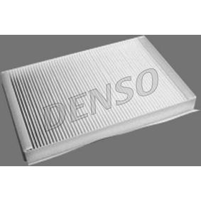Filter, Innenraumluft DCF511P CRAFTER 30-50 Kasten (2E_) 2.5 TDI Bj 2009