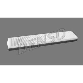 Filter, Innenraumluft Länge: 509mm, Breite: 110mm, Höhe: 30mm mit OEM-Nummer 3401703