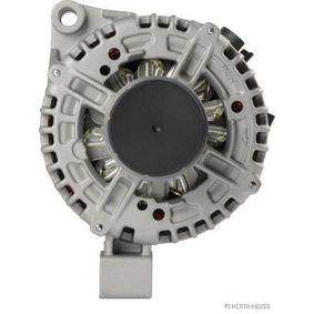 Lichtmaschine Rippenanzahl: 5 mit OEM-Nummer 30 773 111