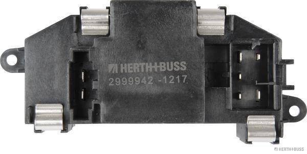 Steuergerät, Heizung / Lüftung HERTH+BUSS ELPARTS 75614296 4026736436650