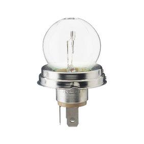 Glühlampe, Fernscheinwerfer R2 (Bilux), 45/40W, 12V 12620