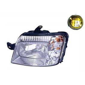 Headlight 1709961 PANDA (169) 1.2 MY 2003