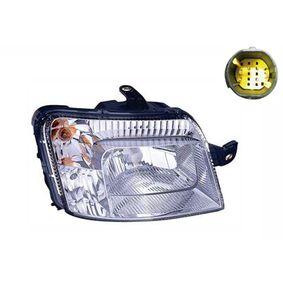 Headlight 1709962 PANDA (169) 1.2 MY 2012