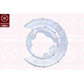 2006 KIA Ceed ED 1.6 Splash Panel, brake disc 3267877