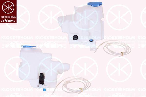 KLOKKERHOLM  95233230 Washer Fluid Tank, window cleaning