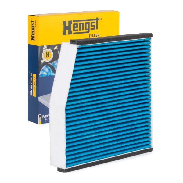 Innenraumfilter E2993LB HENGST FILTER 7498310000 in Original Qualität