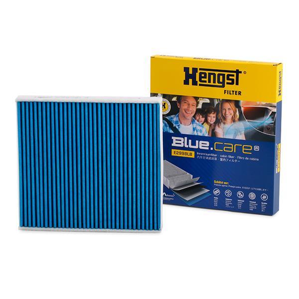 Innenraumfilter E2998LB HENGST FILTER 7490310000 in Original Qualität