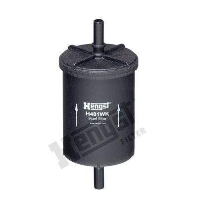 HENGST FILTER  H481WK Kraftstofffilter Höhe: 143mm