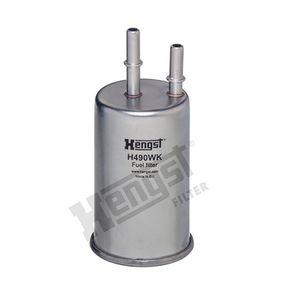 Kraftstofffilter Höhe: 134,0mm mit OEM-Nummer 30792046