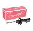KYB Vorderachse links, Zweirohr, Gasdruck, Federbein, oben Stift 3348033