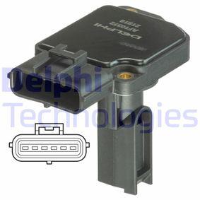 Luftmassenmesser AF10372-12B1 MONDEO 3 Kombi (BWY) 2.0 TDCi Bj 2004
