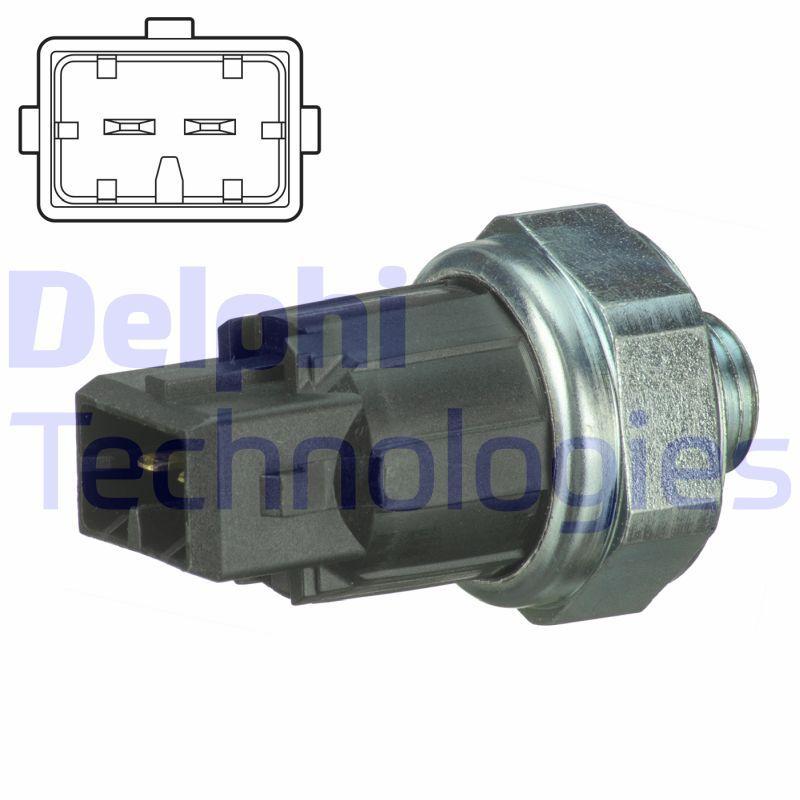 DELPHI  AS10236 Knock Sensor