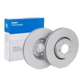 Brake Disc Brake Disc Thickness: 28mm, Ø: 304mm with OEM Number 16 188 651 80