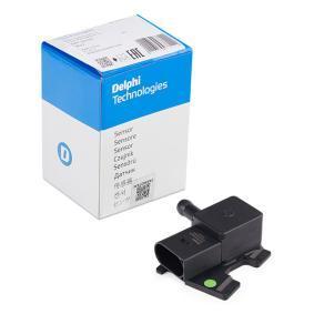 Sensor, Abgasdruck DPS00004 X3 (E83) 2.0 d Bj 2006